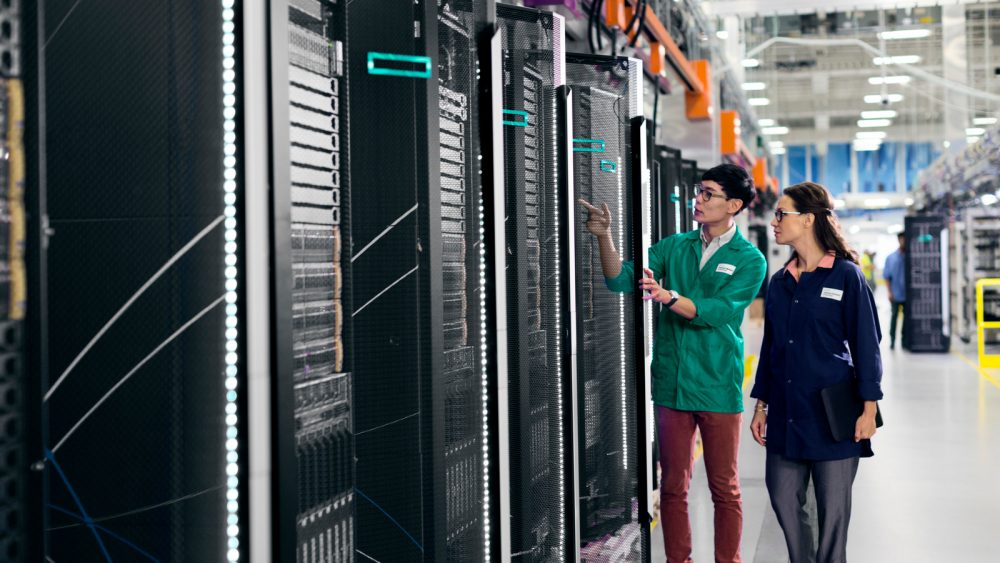 hpe synergy, blade server, composable infrastructure